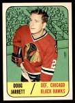 1967 Topps #112  Doug Jarrett  Front Thumbnail