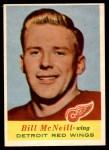 1957 Topps #44  Bill McNeil  Front Thumbnail