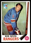 1969 Topps #40  Bob Nevin  Front Thumbnail