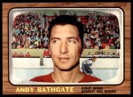 1966 Topps #44  Andy Bathgate  Front Thumbnail