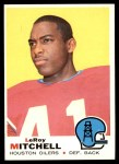 1969 Topps #183  Leroy Mitchell  Front Thumbnail