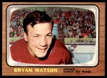 1966 Topps #48  Bryan Watson  Front Thumbnail