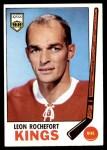 1969 Topps #105  Leon Rochefort  Front Thumbnail
