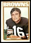 1972 Topps #211  Bill Nelsen  Front Thumbnail