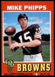 1971 Topps #131  Mike Phipps  Front Thumbnail