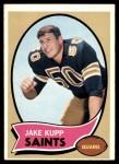 1970 Topps #196  Jake Kupp  Front Thumbnail