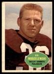 1960 Topps #33  Ed Modzelewski  Front Thumbnail