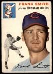 1954 Topps #71  Frank Smith  Front Thumbnail