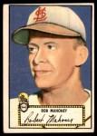 1952 Topps #58  Bob Mahoney  Front Thumbnail