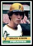 1976 Topps #161  Bruce Kison  Front Thumbnail