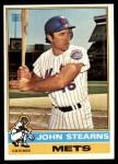 1976 Topps #633  John Stearns  Front Thumbnail