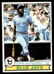 1979 Topps #380  John Mayberry  Front Thumbnail
