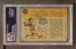 1960 Topps #555   -  Nellie Fox All-Star Back Thumbnail