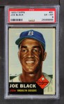 1953 Topps #81  Joe Black  Front Thumbnail