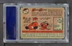 1958 Topps #150  Mickey Mantle  Back Thumbnail