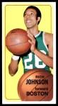 1970 Topps #102  Rich Johnson   Front Thumbnail