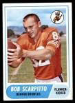 1968 Topps #147  Bob Scarpitto  Front Thumbnail
