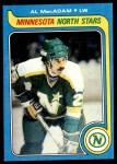 1979 Topps #104  Al MacAdam  Front Thumbnail