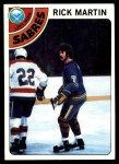 1978 Topps #80  Richard Martin  Front Thumbnail