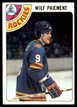 1978 Topps #145  Wilf Paiement  Front Thumbnail