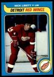 1979 Topps #198  Nick Libett  Front Thumbnail