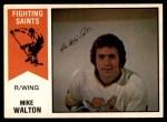 1974 O-Pee-Chee WHA #10  Mike Walton  Front Thumbnail