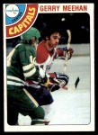 1978 Topps #128  Gerry Meehan  Front Thumbnail