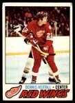 1977 Topps #197  Dennis Hextall  Front Thumbnail