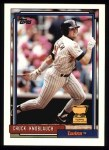 1992 Topps #23  Chuck Knoblauch  Front Thumbnail