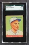 1933 Goudey #147  Leo Durocher  Front Thumbnail