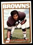 1972 Topps #292  Walter Johnson  Front Thumbnail