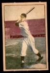 1952 Berk Ross  Don Mueller  Front Thumbnail