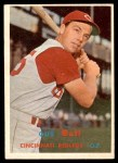 1957 Topps #180  Gus Bell  Front Thumbnail