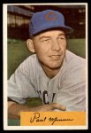 1954 Bowman #13  Paul Minner  Front Thumbnail