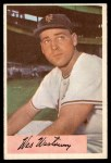 1954 Bowman #25 ALL Wes Westrum  Front Thumbnail