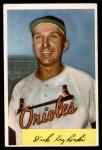 1954 Bowman #117  Dick Kryhoski  Front Thumbnail