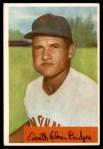 1954 Bowman #156 ALL Rocky Bridges  Front Thumbnail