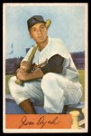 1954 Bowman #85 ALL Jim Dyck  Front Thumbnail