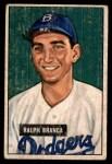 1951 Bowman #56  Ralph Branca  Front Thumbnail