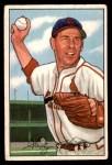 1952 Bowman #212  Solly Hemus  Front Thumbnail