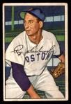 1952 Bowman #140  Ray Scarborough  Front Thumbnail