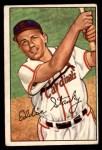1952 Bowman #160  Eddie Stanky  Front Thumbnail