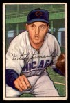 1952 Bowman #159  Dutch Leonard  Front Thumbnail