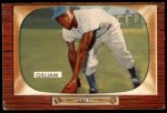 1955 Bowman #98  Jim Gilliam  Front Thumbnail