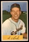 1954 Bowman #87  Don Lund  Front Thumbnail
