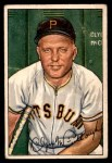 1952 Bowman #99  Clyde McCullough  Front Thumbnail