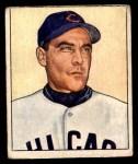 1950 Bowman #195 CPR Phil Cavarretta  Front Thumbnail