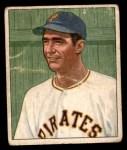 1950 Bowman #123  Dino Restelli  Front Thumbnail