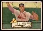 1952 Topps #19  Johnny Bucha  Front Thumbnail