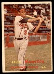 1957 Topps #188  Felix Mantilla  Front Thumbnail